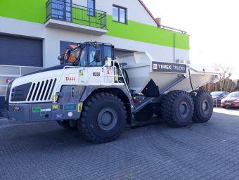 Dempr TEREX TA400 GEN10