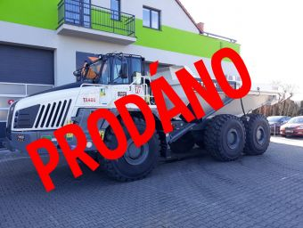 PRODÁNO Dempr TEREX TA400 GEN10 *1023